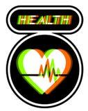 Health symbol Royalty Free Stock Photos