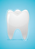 Health of teeth. Concern for the health of teeth Royalty Free Stock Image