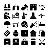 Health Vector Icons 7. This Health  icons pack is filled with wonderful emergency and health related s that will prove to be so useful and beneficial to the Stock Photography