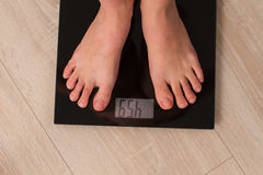 Health and weight concept Royalty Free Stock Photos