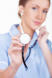 Health worker Royalty Free Stock Photography