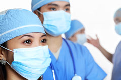 Health Workers Stock Image