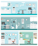 Healthcare and clinics Stock Images