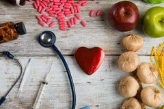 Healthcare concept balance Stock Photos