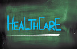 Healthcare Concept Royalty Free Stock Photo