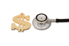 Healthcare Costs Royalty Free Stock Photo