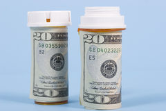 Healthcare costs Stock Images