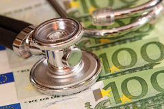 Healthcare costs Stock Photos