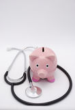 Healthcare costs Royalty Free Stock Image