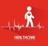 Healthcare design Stock Photo