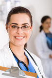 Healthcare doctor Stock Photography