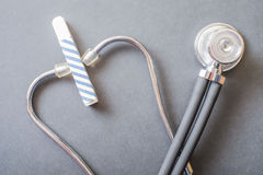 Healthcare education Stock Photo