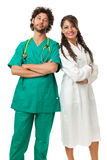 Healthcare experts Royalty Free Stock Photo