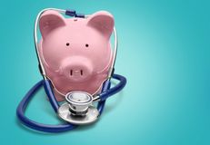 Healthcare Finance Stock Photography