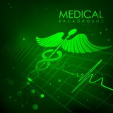 Healthcare and Medical Background Stock Photo