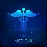Healthcare and Medical Background Royalty Free Stock Photography