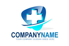 Healthcare Medical Logo Stock Photo
