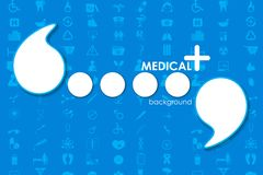 Healthcare and Medical Template. Vector illustration of Healthcare and Medical template Royalty Free Stock Image
