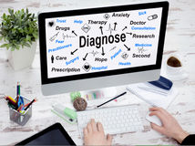 Healthcare and Medicine Concept Royalty Free Stock Photos