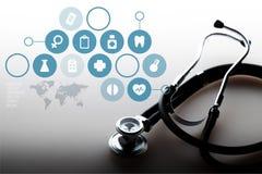 Healthcare And Medicine Stock Photo
