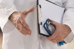 Healthcare and medicine people Royalty Free Stock Images