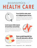 Healthcare newsletter Stock Images