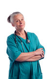 Healthcare professional Royalty Free Stock Image