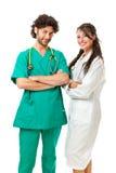 Healthcare professionals Stock Image