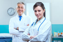 Healthcare professionals Stock Images