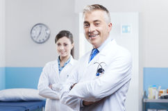 Healthcare professionals Royalty Free Stock Photo