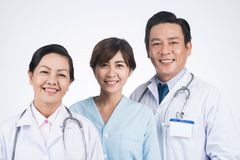 Healthcare service industry Royalty Free Stock Images