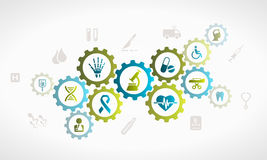 Healthcare System Stock Images