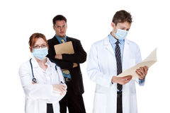 Healthcare team Stock Photos
