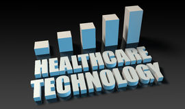 Healthcare technology Royalty Free Stock Photo