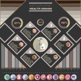 Healthcare Vector Infographic. Stock Photo