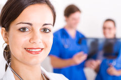Healthcare worker Stock Photography