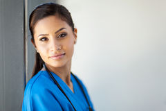 Healthcare worker closeup Royalty Free Stock Photos