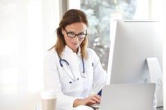 Healthcare worker Stock Image