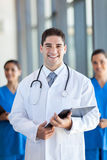 Healthcare workers Royalty Free Stock Photos