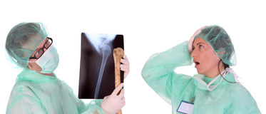 Healthcare workers Stock Photos