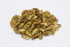 Healthful Walnuts Stock Photos