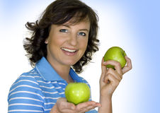 Healthy 3 stock photography