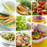 Healthy appetizer Stock Photography
