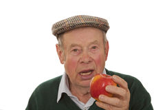 Healthy apple Royalty Free Stock Photo