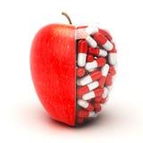 Healthy Apple Stock Photo