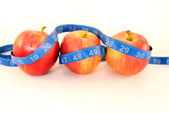 Healthy Apples Royalty Free Stock Photo