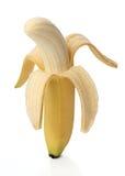 Healthy banana isolated Stock Photo