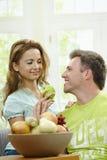 Healthy beakfast Stock Image