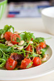 Healthy bean salad Stock Photography