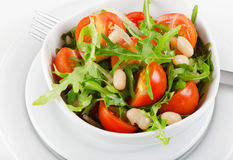 Healthy beans salad Stock Photography